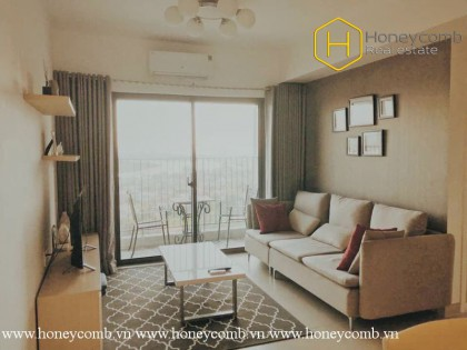 Delicate 3 bedrooms apartment with river view in Masteri Thao Dien