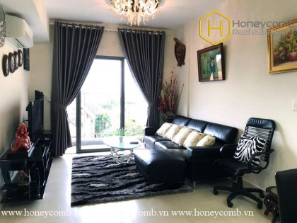 3 bedroom for rent in Masteri, classic and beautiful furniture
