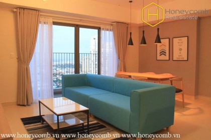 The 3 bedroom-apartment with resplendent design from Masteri Thao Dien