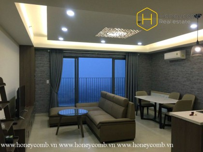 This cozy 3 bedroom-apartment is what you need at Masteri Thao Dien