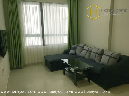 The airy and cozy 2 bedroom-apartment from Masteri Thao Dien