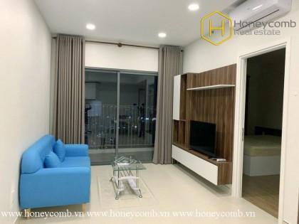 Căn hộ 2 phòng ngủ duyên dáng và tiện lợi tại Masteri Thảo Điền cho thuê
