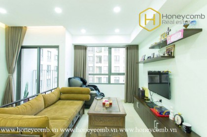 Supreme fascinating 2 bed-apartment for a modern lifestyle at Masteri Thao Dien