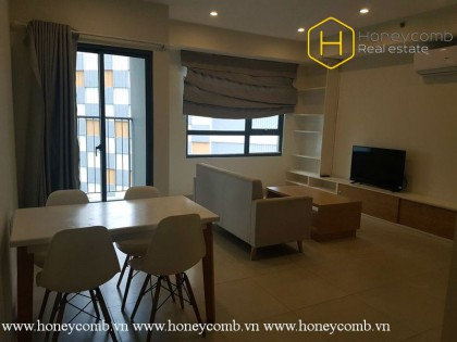 Right here! You can seek a desirable 2 bed-apartment at Masteri Thao Dien