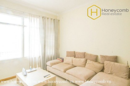 The 2 bedroom-apartment with young and cozy design from Saigon Pearl