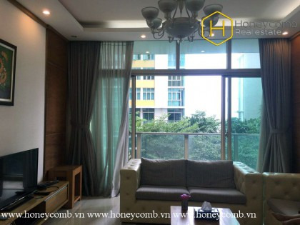 The 3 bed-apartment with good-looking design from The Vista