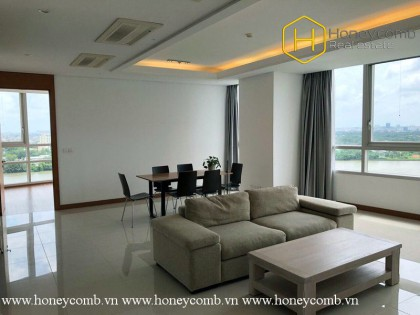 The fantastic 3 bedroom-apartment with proper design at Xi Riverview Palace