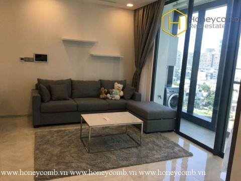 The 2 bed-apartment with attractive design from Vinhomes Golden River