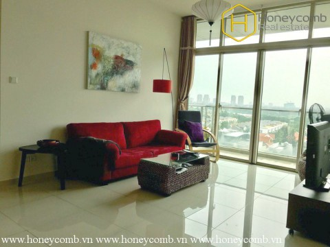 The 2 bedroom-apartment with proper style and smart price from The Vista