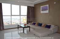 Cozy private apartment hidden in Thao Dien Pearl  for lease