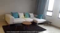 3-beds apartment with nice furniture for rent in Masteri Thao Dien