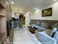 Elegance is what urban style brings to this opulet serviced apartment in District 2