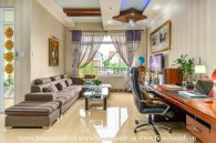 Prestigious location in District 2  – Beautiful Villa for rent now