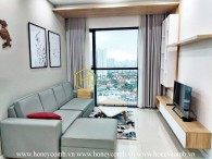 Brand new 2 beds apartment in The Ascent Thao Dien