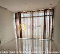 Brand new unfurnished apartment in City Garden for rent