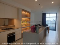 Semi furnished 2 bedrooms apartment in City Garden for rent