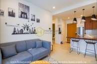 Try this apartment in Diamond Island if you are seeking a gorgeous & elegant living space