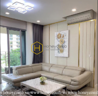 You will be fascinated with high-class furniture of this 2 bed-apartment at Estella Heights
