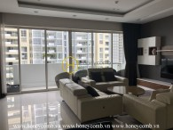 Spacious place and great decoration The Estella apartment for rent