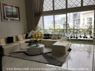 A magnificent penthouse that everyone dreams about in Estella