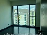 Tận hưởng khung cảnh tuyệt đẹp từ căn hộ không nội thất ở Feliz En Vista