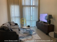 Bạn sẽ cảm thấy thu hút  bởi sự sang trọng của căn hộ được thiết kế theo phong cách tân cổ điển tại Feliz en Vista này