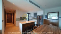 The rustic beauty of this apartment will make you love in Feliz En Vista
