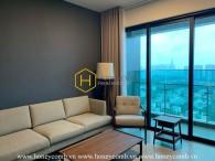 Embracing enchanting city view in this brilliant apartment at Feliz En Vista