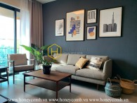 This artist apartment with full of aesthetic paintings will make you suprised at Feliz En Vista