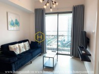 Adorable fully featured 1 bedroom in Gateway Thao Dien