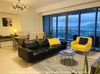 Highly-elegant and luxurious 4 bedrooms apartment in Gateway Thao Dien
