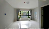 The unfurnished 1 bedroom-apartment with nice view in Masteri An Phu