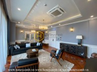 Live the lifestyle you deserve with this classy Penthouse in Masteri An Phu