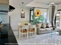 Beautiful shiny apartment is now available in Masteri Thao Dien