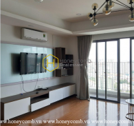 Spacious unfurnised apartment with prestious location for rent in Masteri Thao Dien