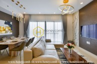 The symbol of luxurious lifestyle - Masteri Thao Dien apartment for lease ! Rarely available