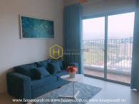 Great! Modern style two bedroom apartment in Masteri Thao Dien for rent