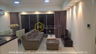 Good price! 3 beds apartment high floor in Masteri Thao Dien for rent