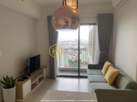 Masteri Thao Dien apartment for lease with cheap price