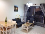 Cheap price two beds apartment in Masteri Thao Dien, District 2 for rent