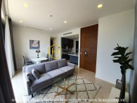 Ultra-quiet apartment with well-arranged layout for rent in Nassim