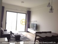 Feel the tranquil atmosphere in this fully furnished apartment in The Sun Avenue