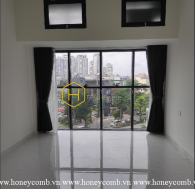 An unfurnished apartment and airy view in The Sun Avenue