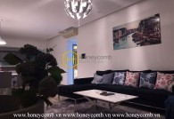A homey and elegant living space with attractive rental price in Saigon Pearl