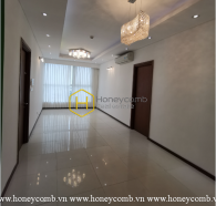 Spacious & Unfurnished apartment in Thao Dien Pearl