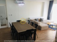 Let's relax with this gorgeous and peaceful apartment in Tropic Garden for rent