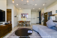 The hidden gem of bustle Saigon - Unique designed apartment in Vinhomes Golden River