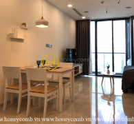 An adorable apartment in Vinhomes Golden River is great choice for you