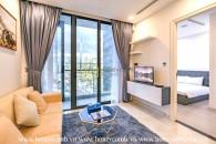 Hidden gem of District 1 – Glorious apartment in Vinhomes Golden River for rent