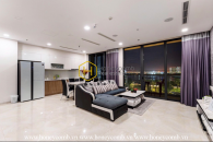 Explore classy urban lifestyle with this luxury apartment in Vinhomes Golden River